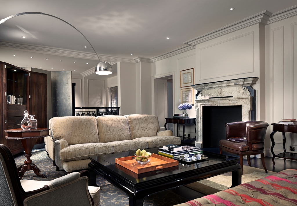 Chancery House Suite at The Rosewood Hotel, London
