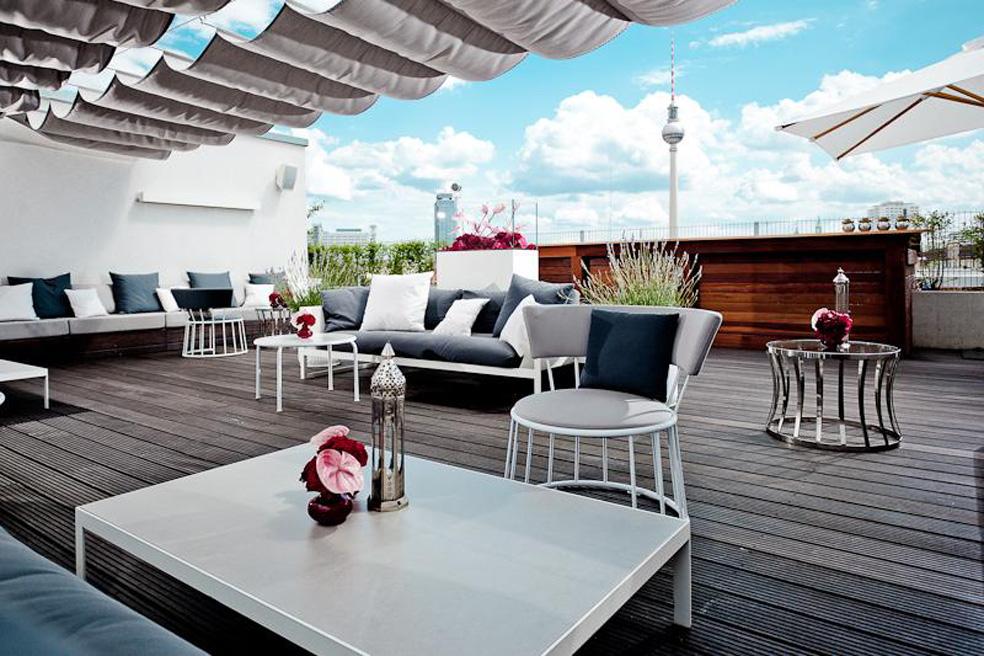 Hotel Amano Rooftop Bar