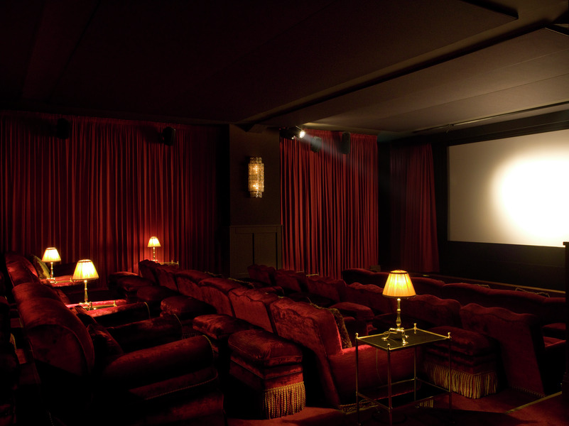 The Screening Room at Soho House Hotel