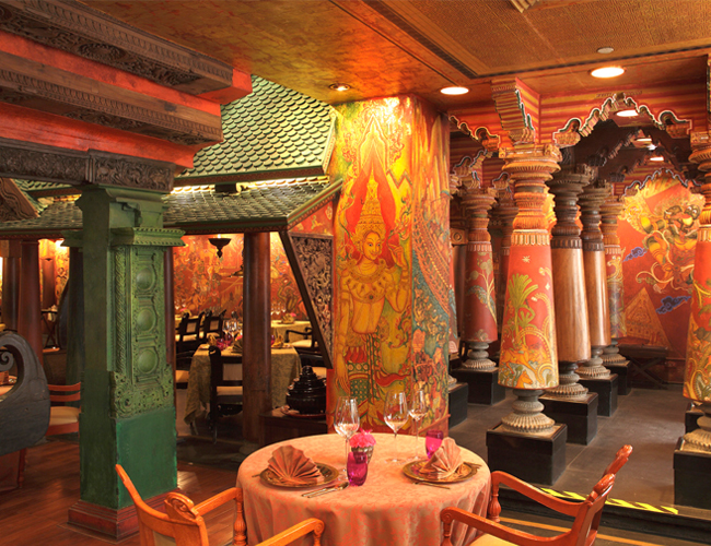 The Spice Route Restaurant