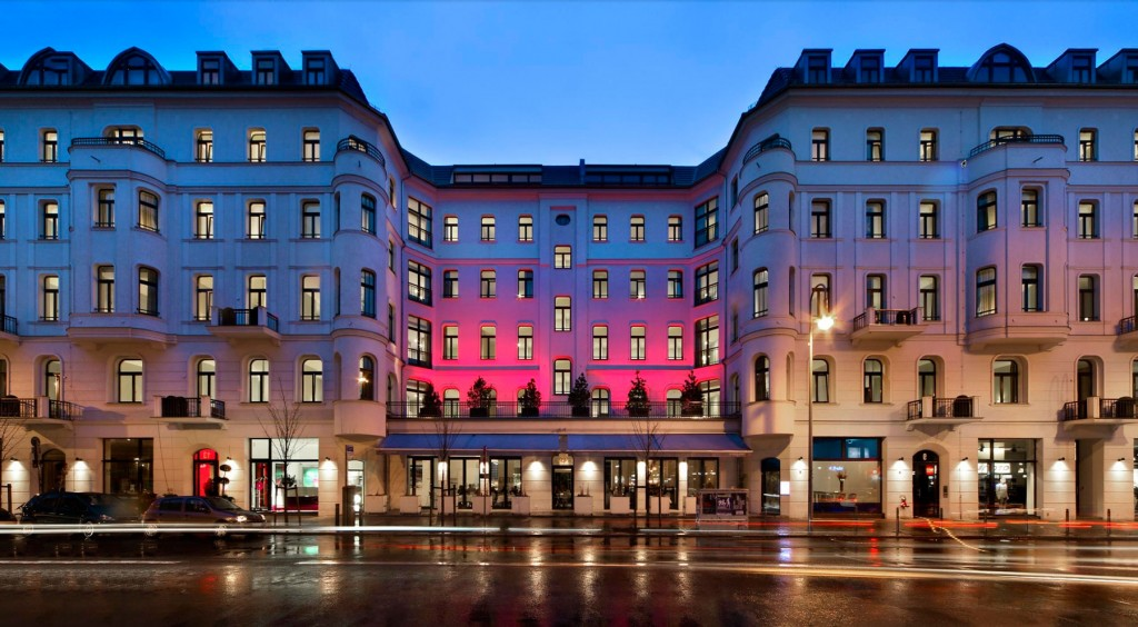 Day two in berlin luxury hotels group blog for Small luxury hotel group