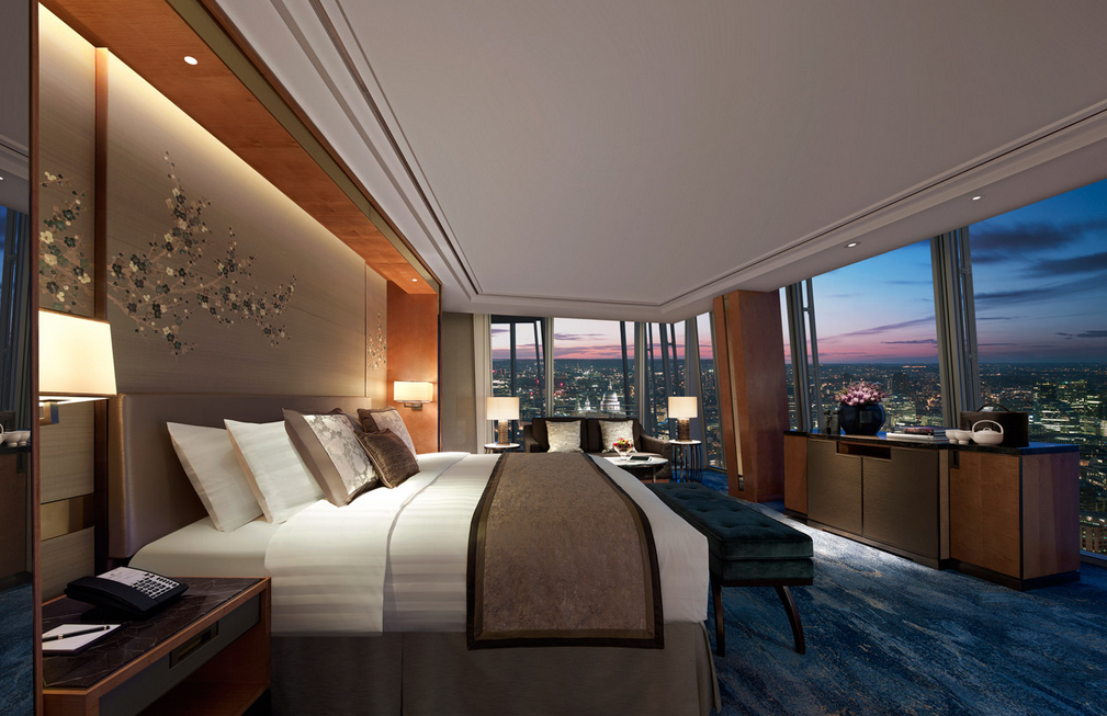 Iconic City View Room