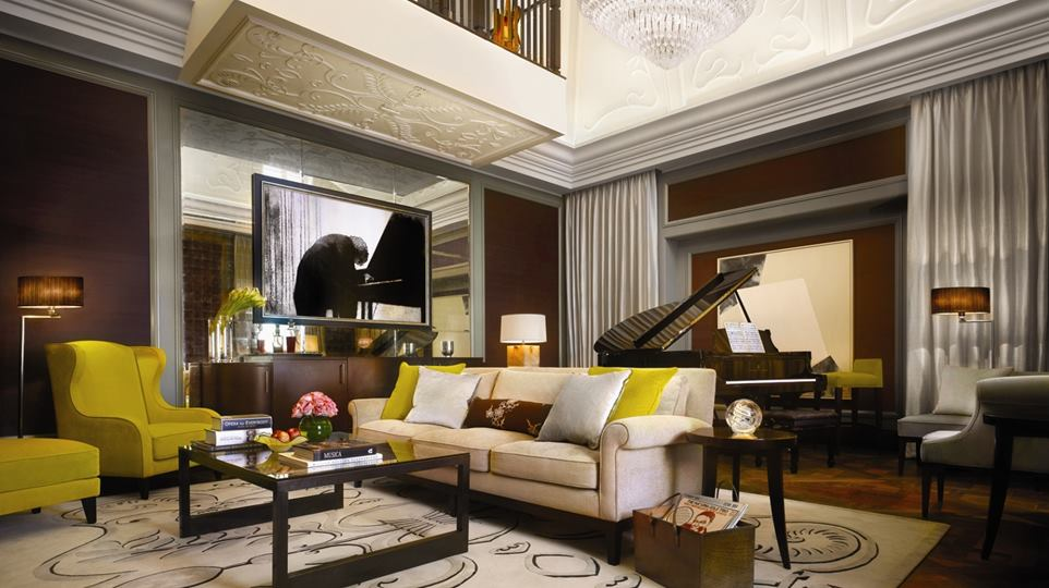 Musician's Penthouse at Corinthia Hotel
