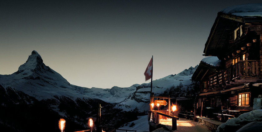 Franz & Heidi's, Findlerhof Restaurant, Zermatt