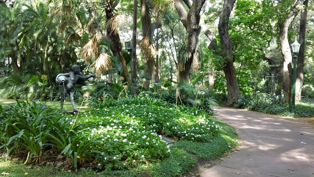 Botanical Garden palermo