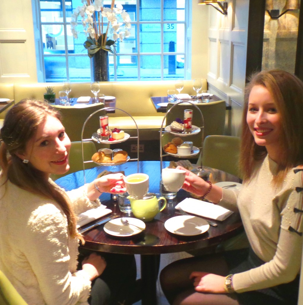 Afternoon Tea at the Montcalm at the Brewery