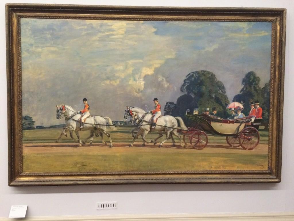 Painting at Tate Britain