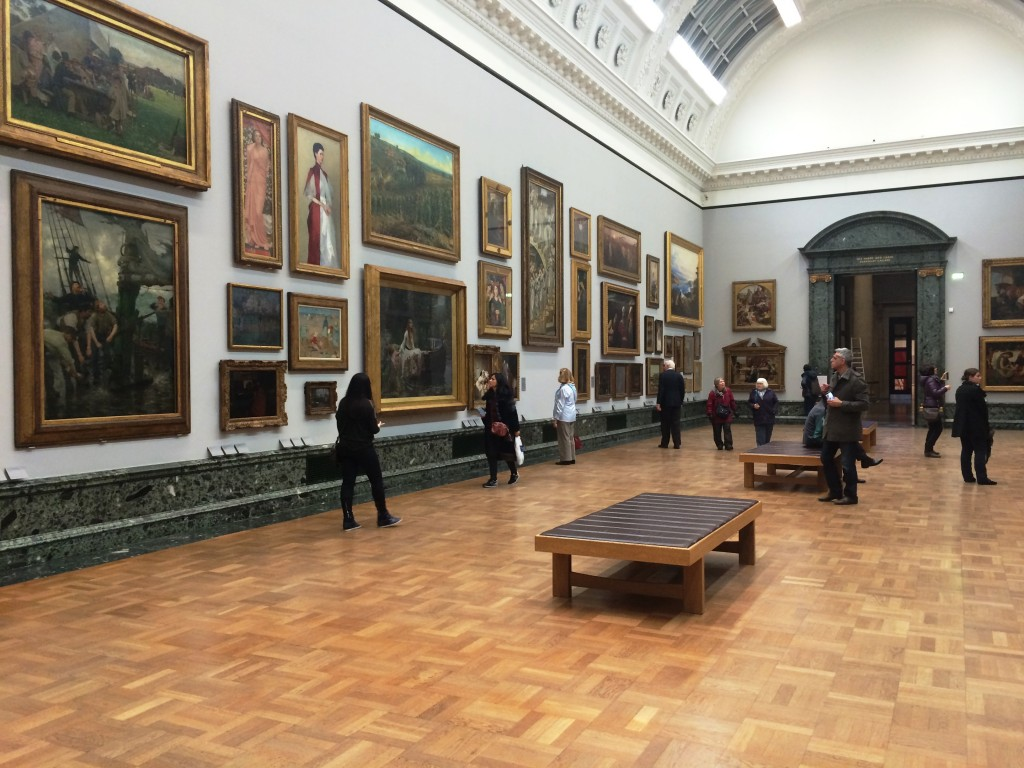 Permanent Collection at Tate Britain