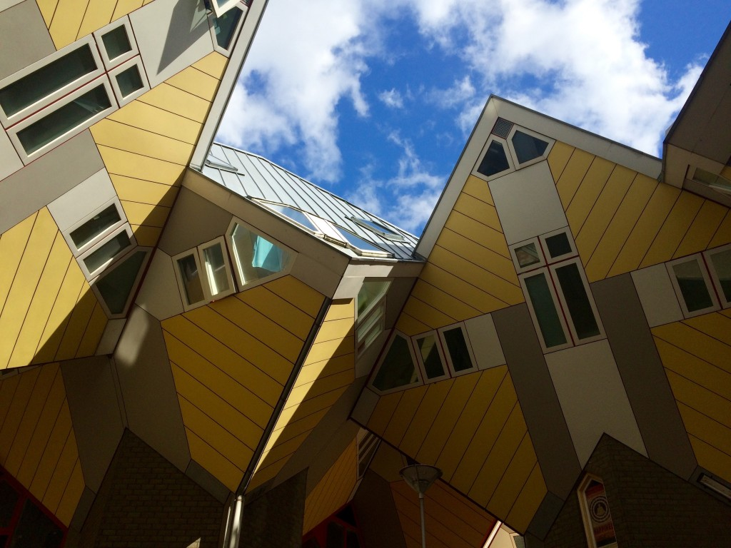 The Cubic Houses