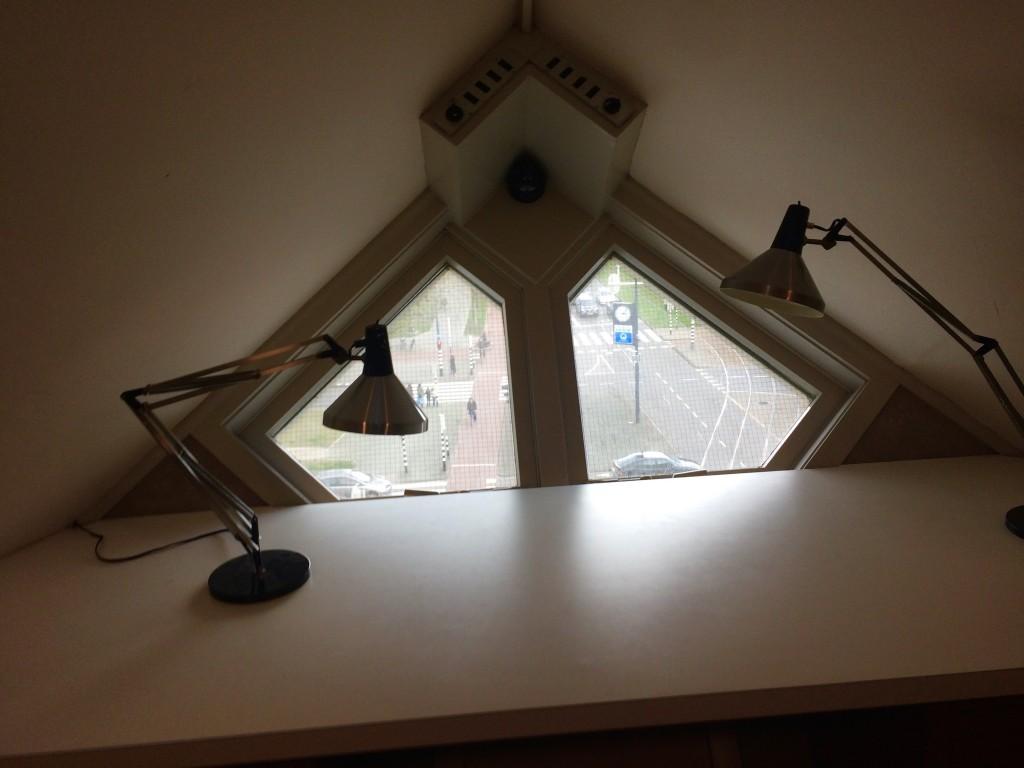 Cubic House desk