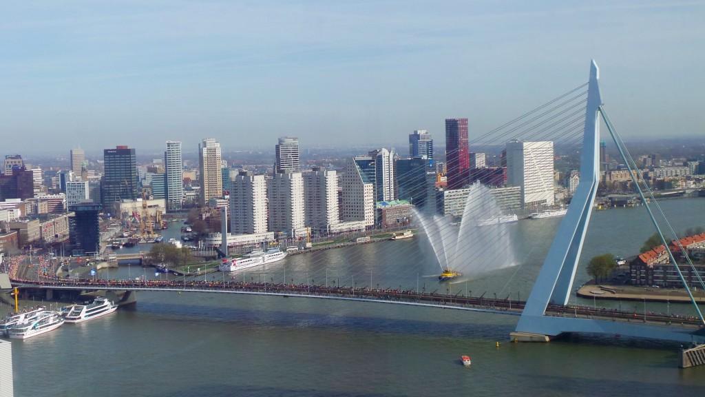 The Rotterdam Marathon