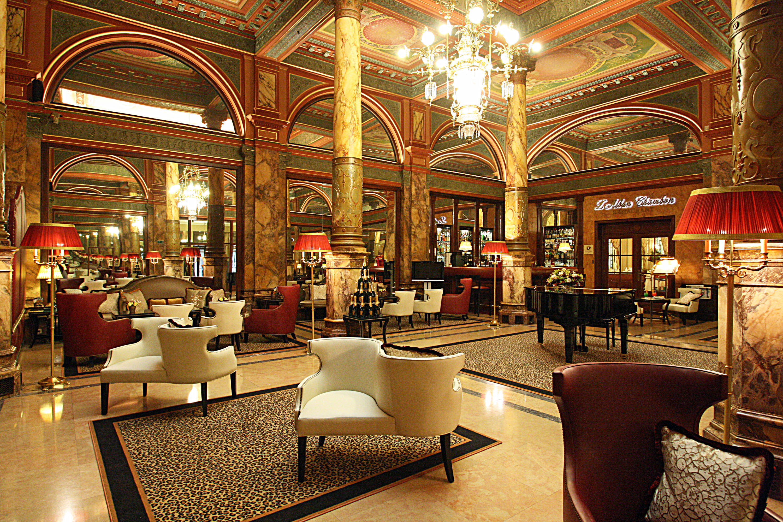 """Bar """"Le 31"""" -  Metropole Hotel Brussels"""