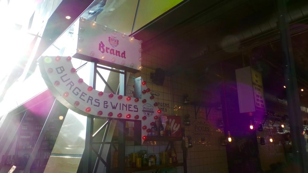 Burgers & Wine