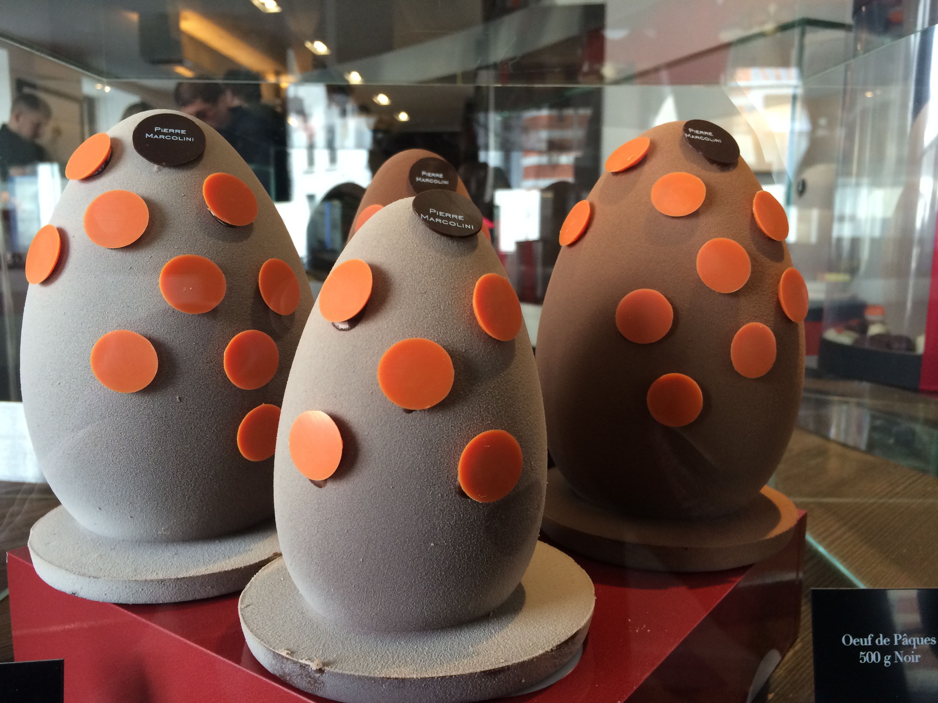 Easter Eggs - Pierre Marcolini