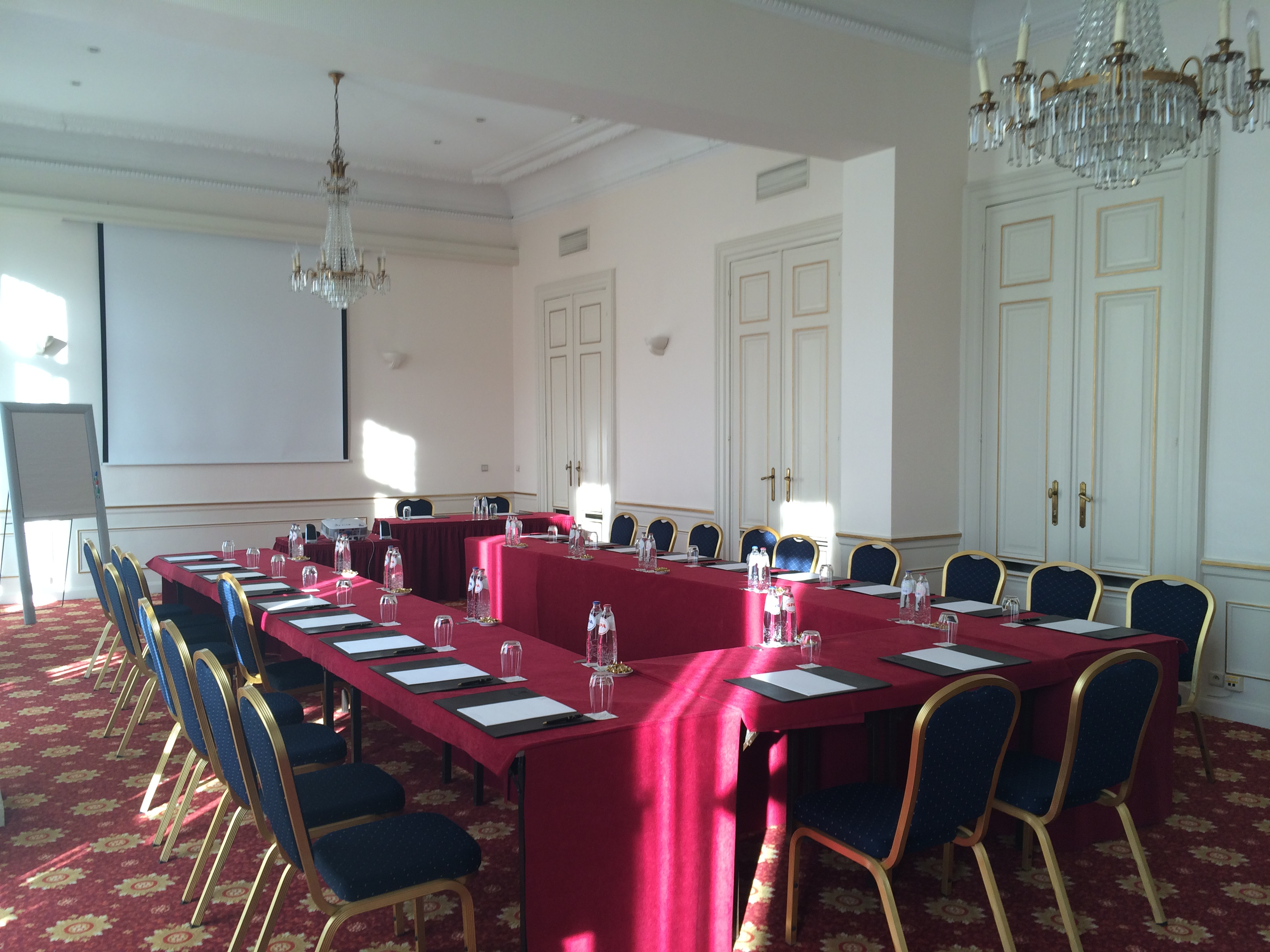 Metropole Hotel Brussels Meeting Rooms