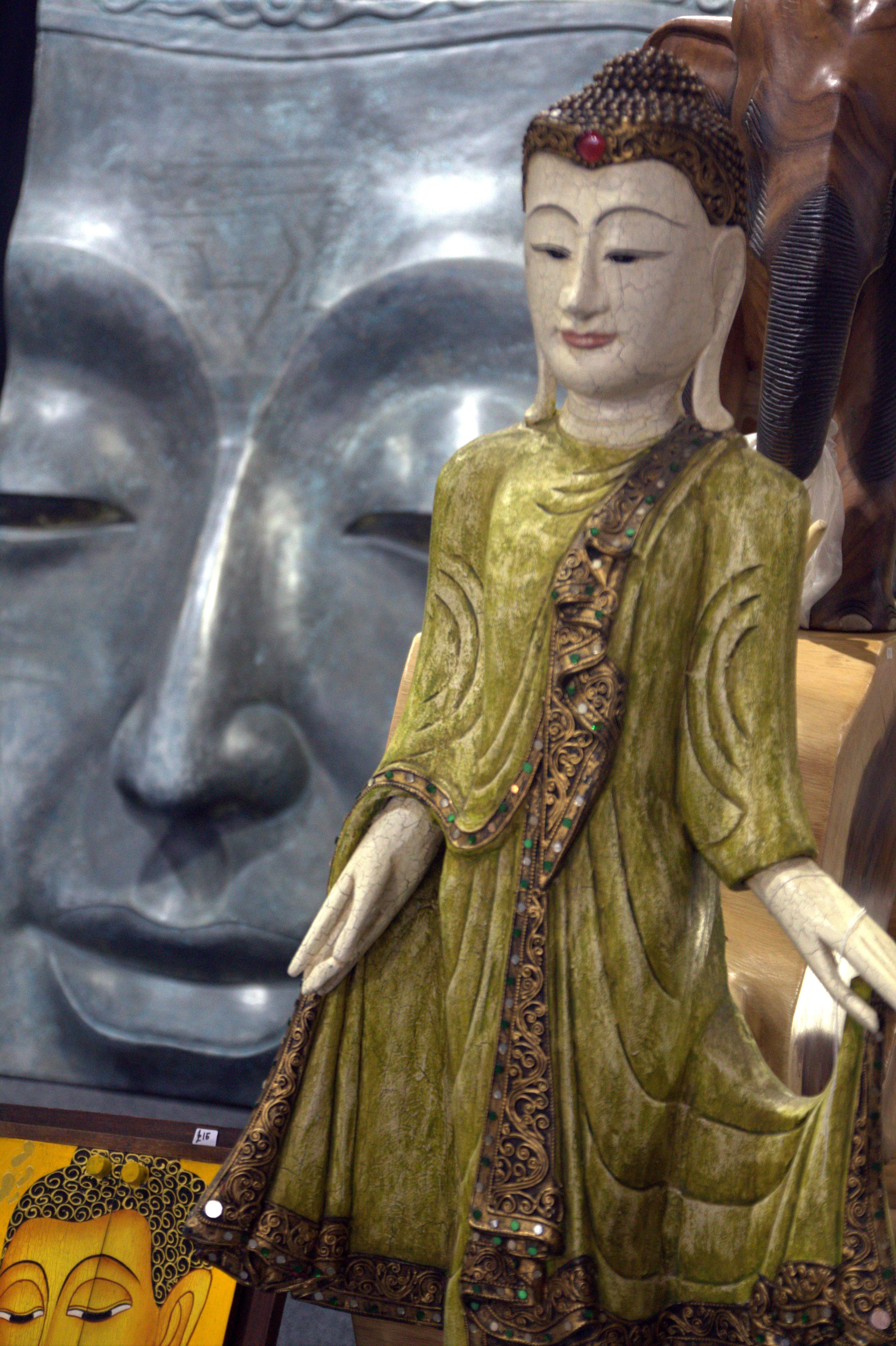 Bouddha & Bouddha