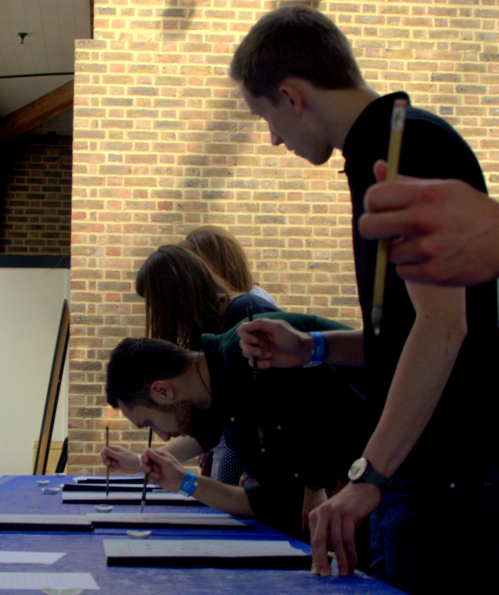 Exhibitions: Chinese Calligraphy Lessons