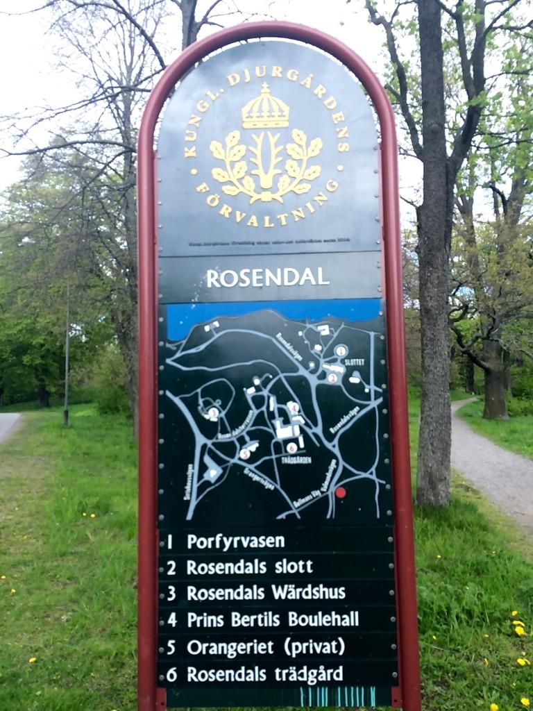 Rosendal Gardens