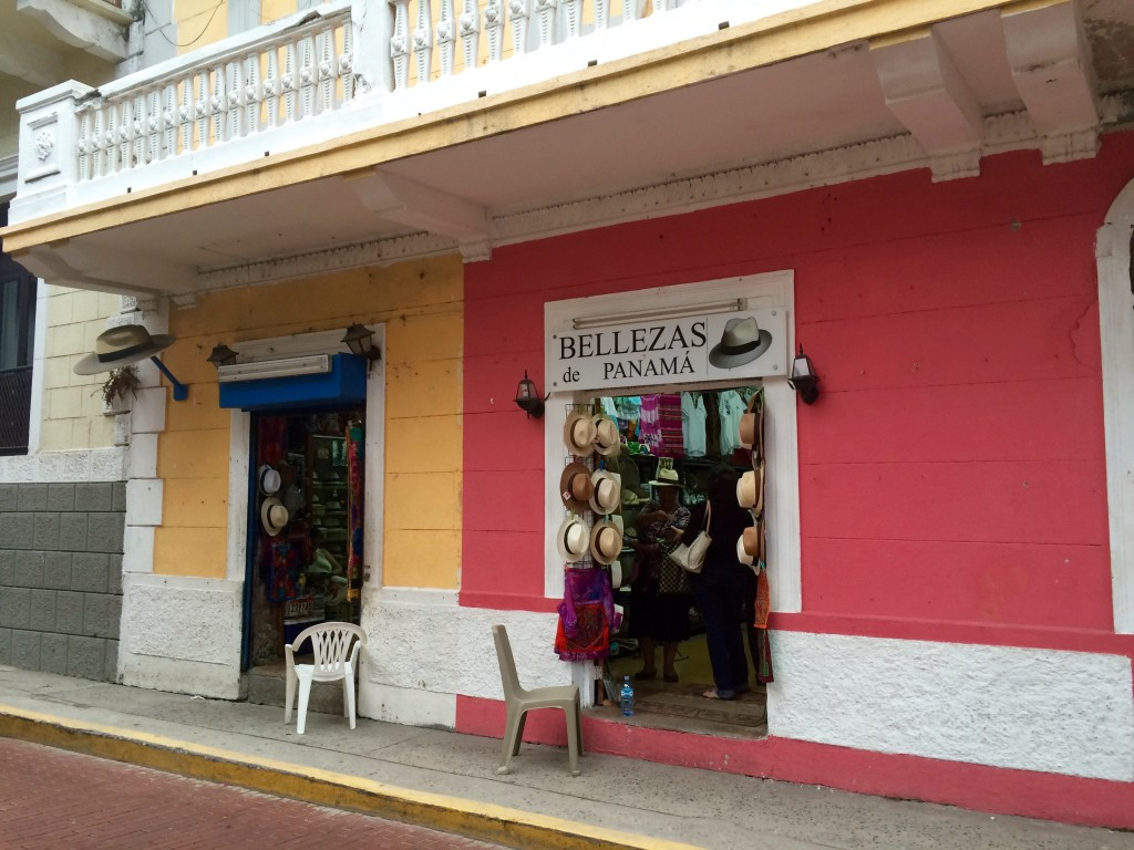 Boutiques at Casco Viejo