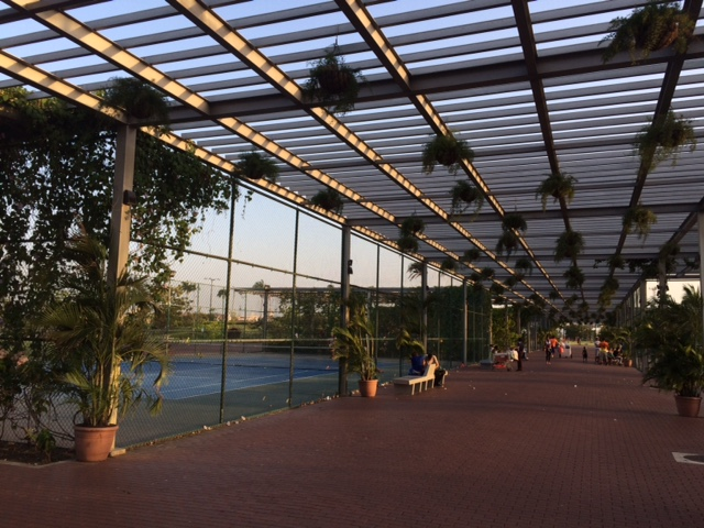 Cinta Costera Tennis Courts