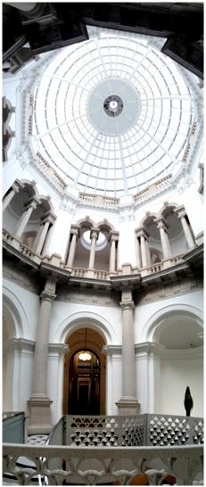 Tate Museum inside
