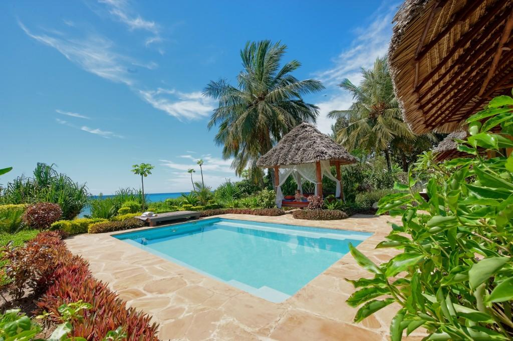 ZanziResort-villa with private pool