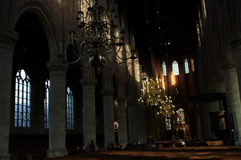 Inside the NieuweKerk