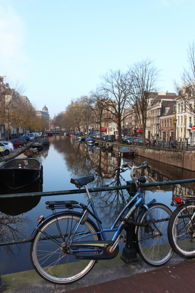 Canals at Amsterdam