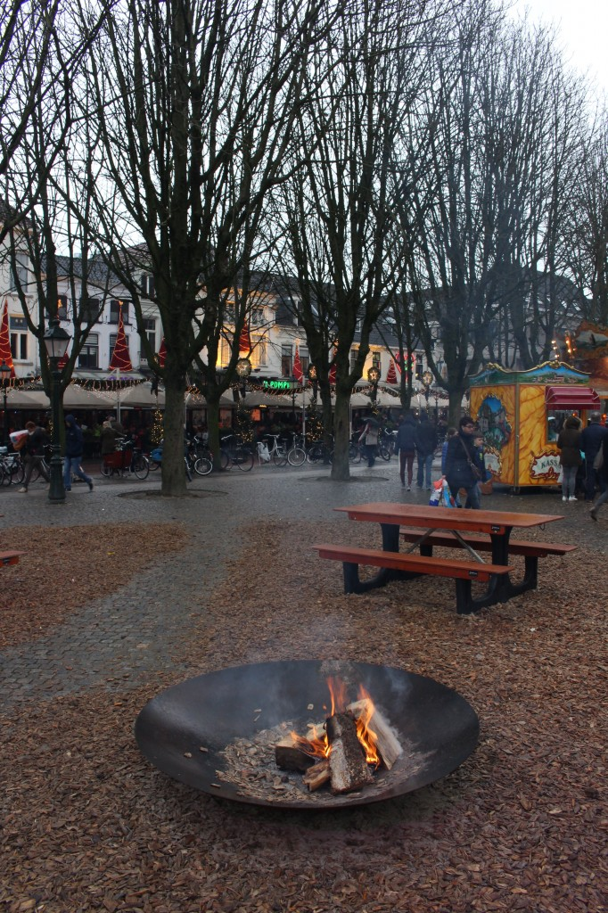 Great Christmas ambiance at Den Bosch