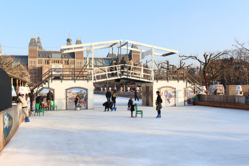 Ice Rink at Museumplein