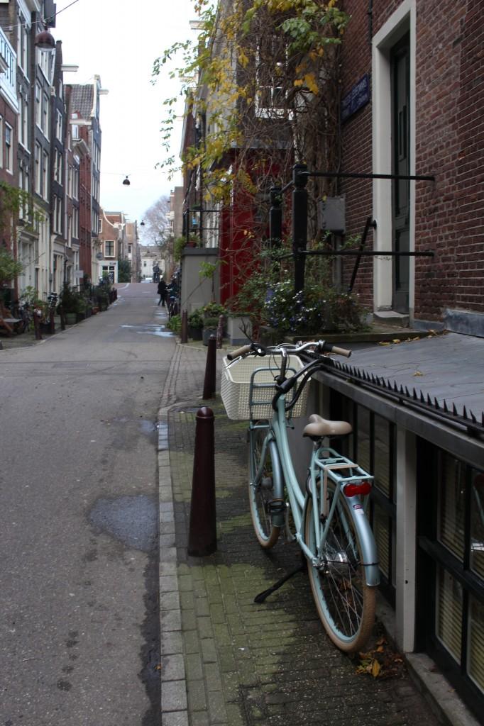 Jordaan area in Amsterdam