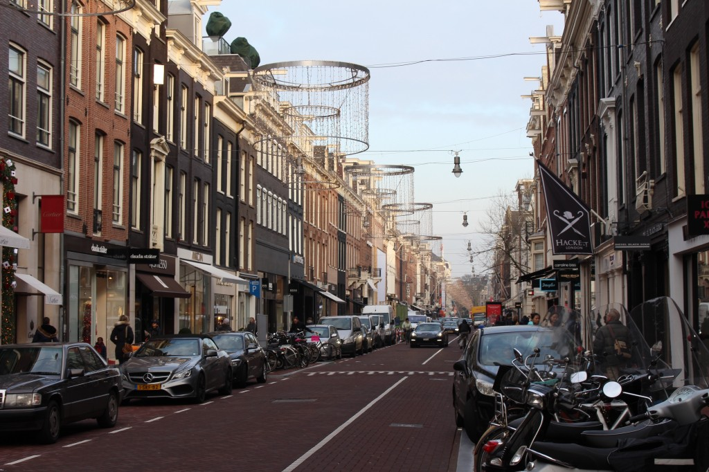 P.C Hooftstraat in Amsterdam