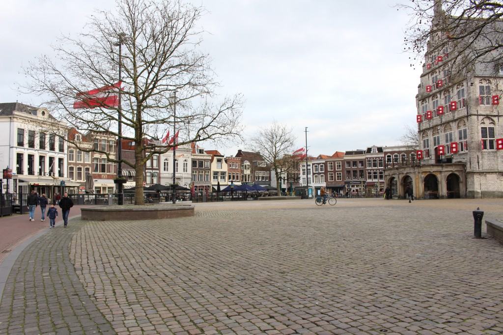 The Market square
