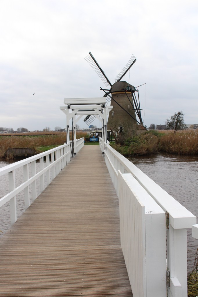 Windmills at Kinderdijk, South Holland
