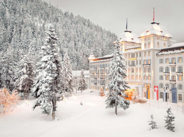 White turf returns to st moritz in 2016 luxury hotels for Grand hotel des bains 07
