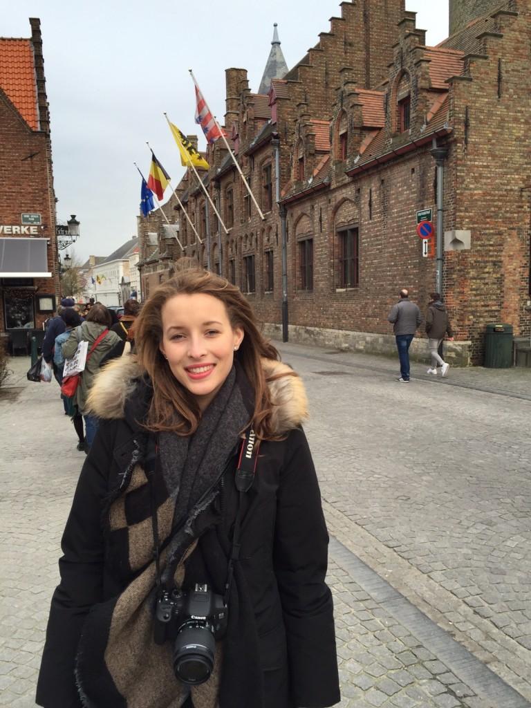 Me in Bruges