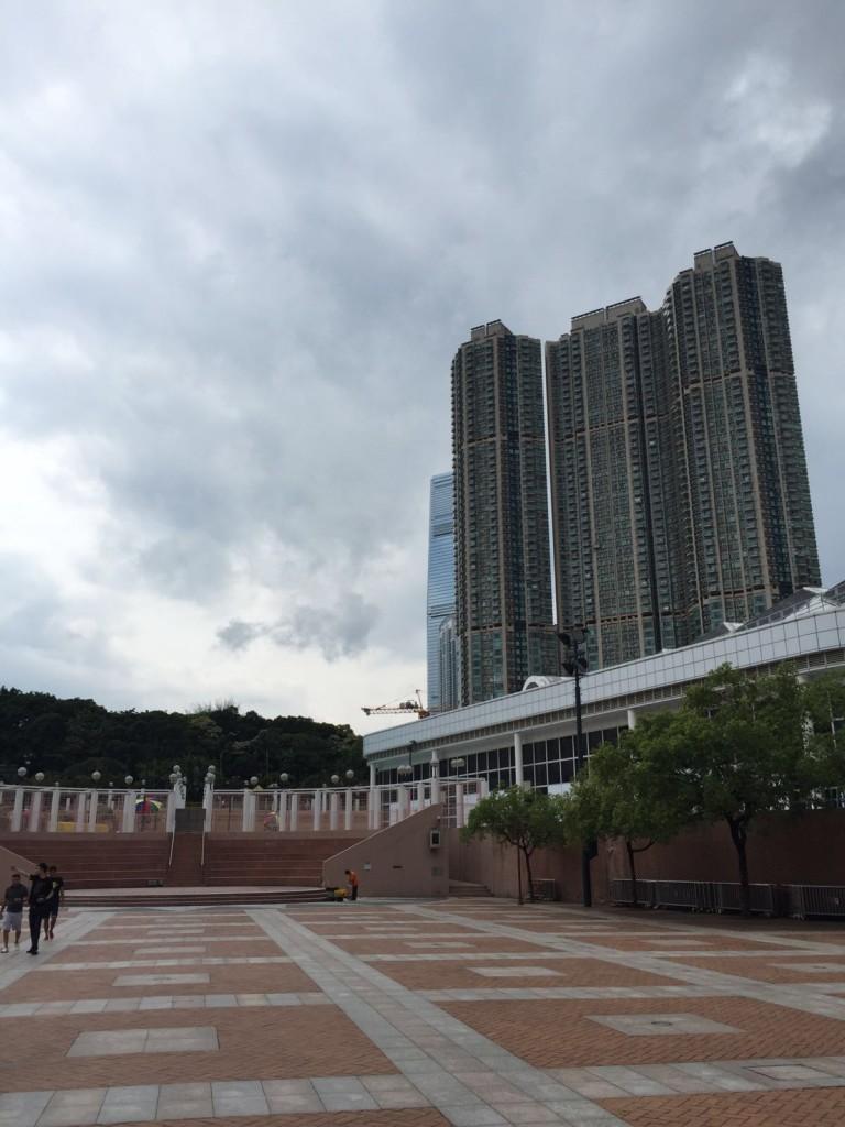Public Park in Kawloon