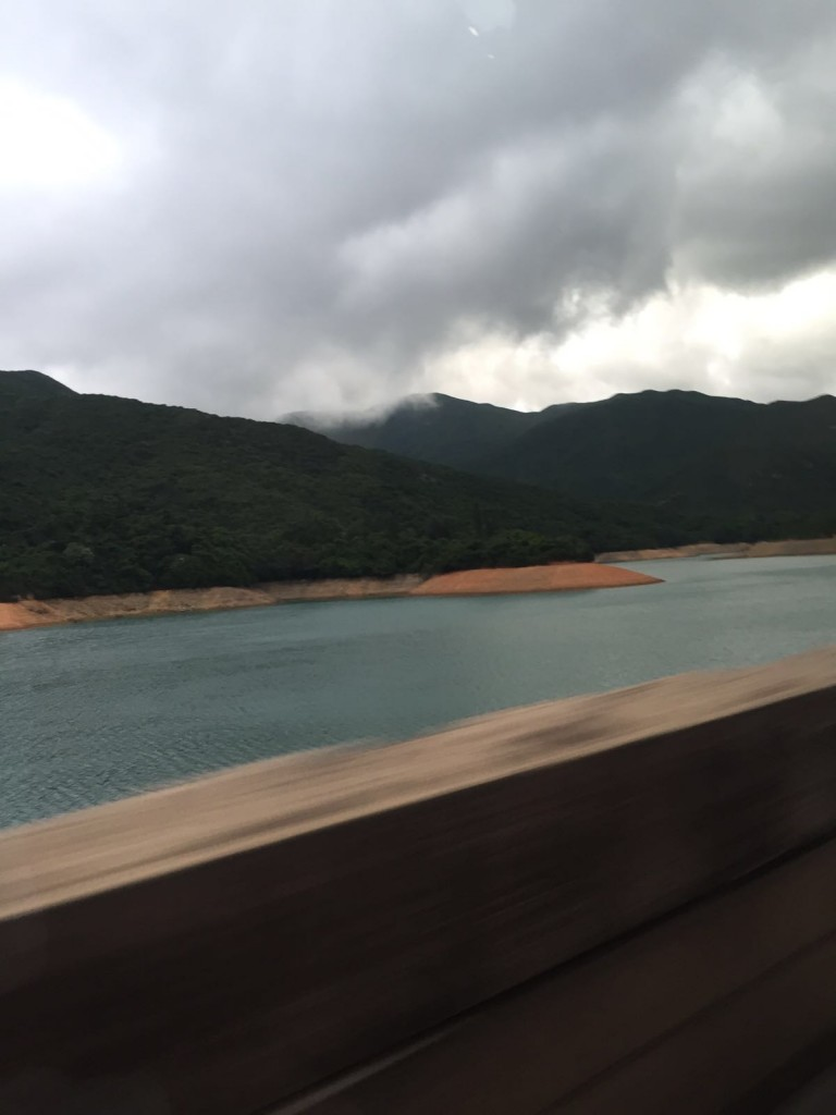 The sights on the Journey to the town of Stanley