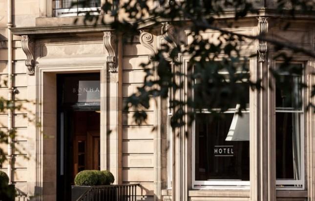 Visit Edinburgh And The Bonham Hotel