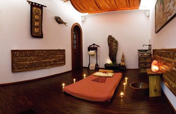 Zlata Huza hotel Massage