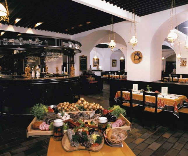 Zlata Huza hotel Restaurant