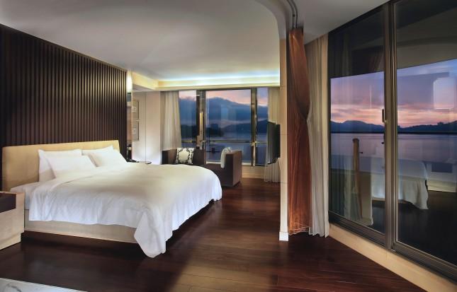 The Crystal Resort Sun Moon Lake Room