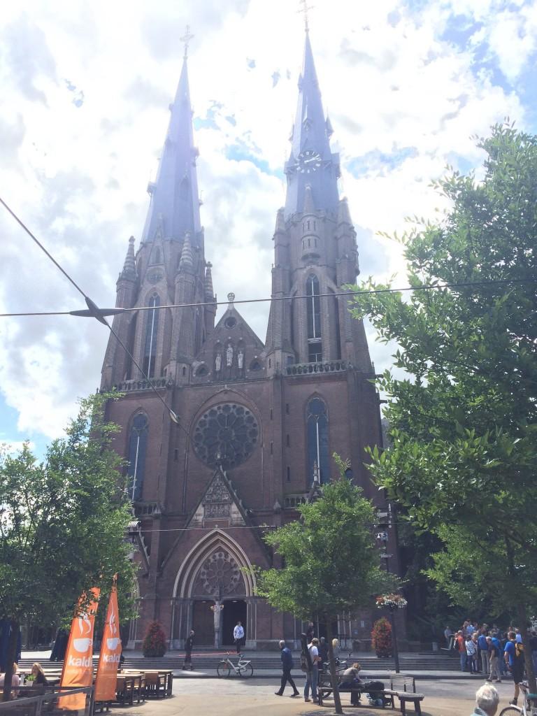 St Catharinakerk in Eindhoven