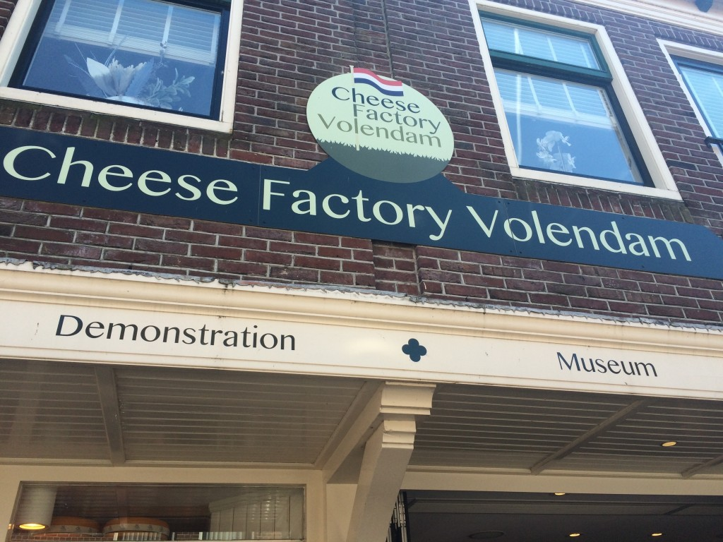 The Cheese Factory in Volendam