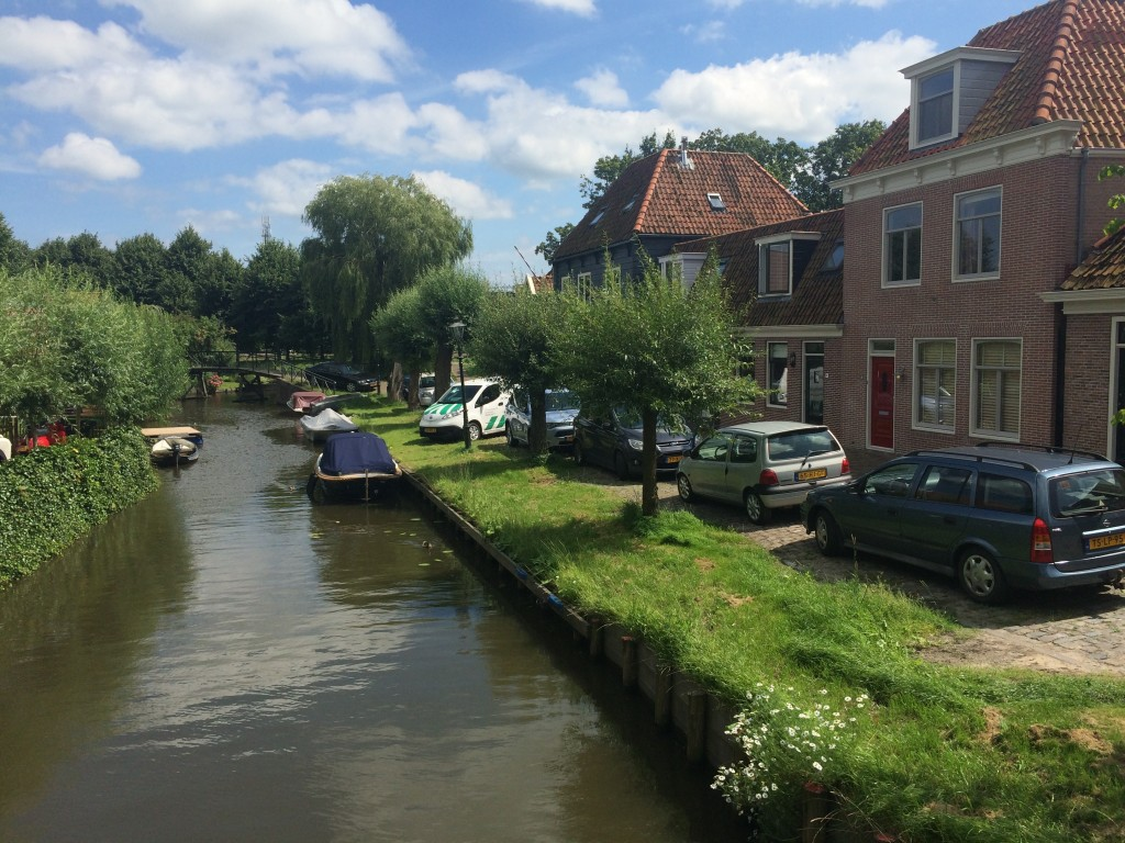 A Canal in Monnickendam