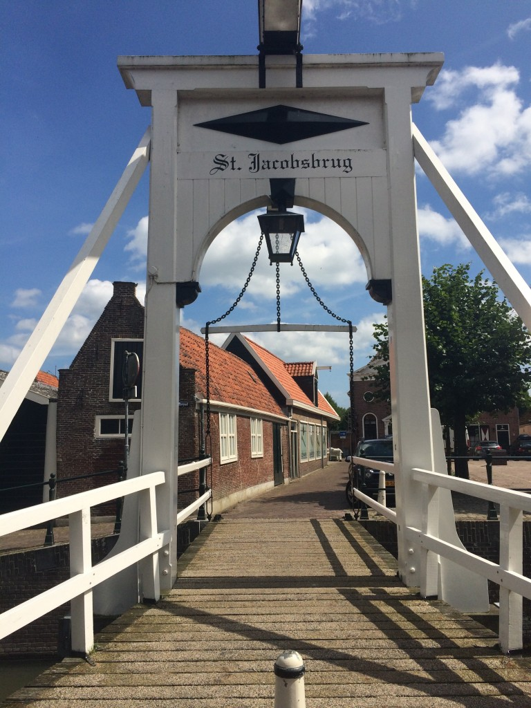 St. Jacobsbrug in Monnickendam