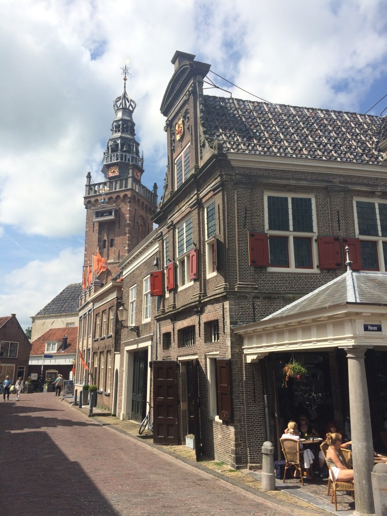 Old buidlings in Monnickendam