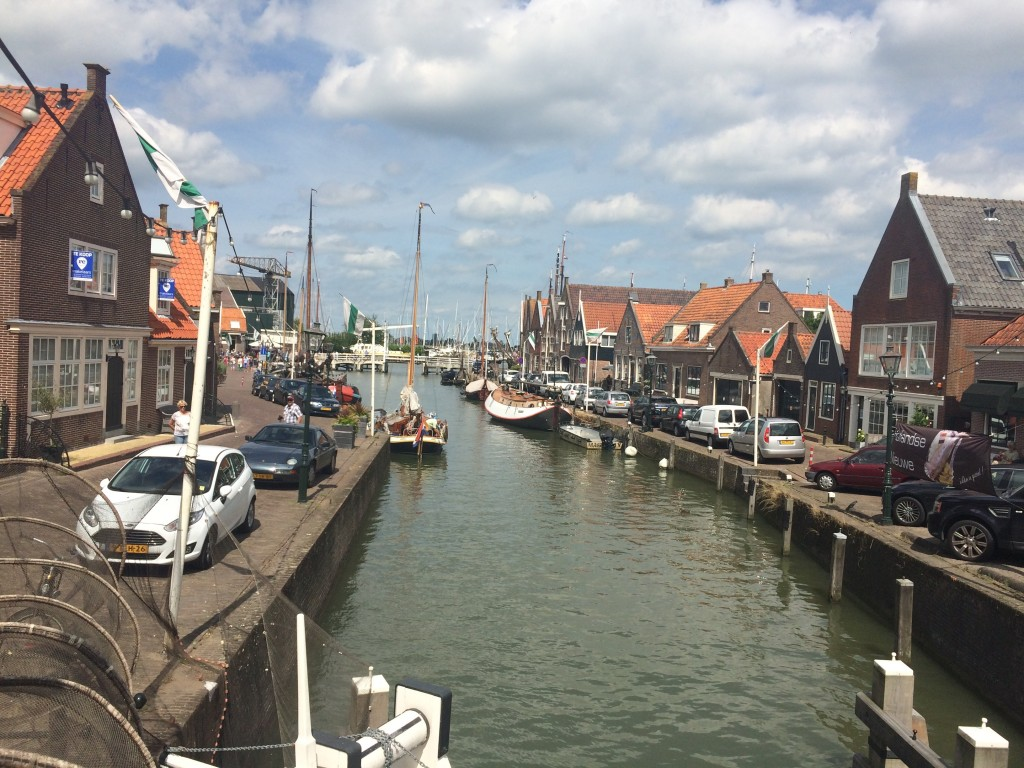 Monnickendam's iconic view