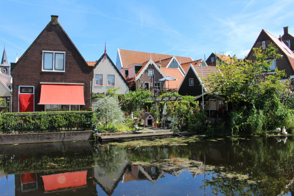 Love this! The city of Voledam, North Holland