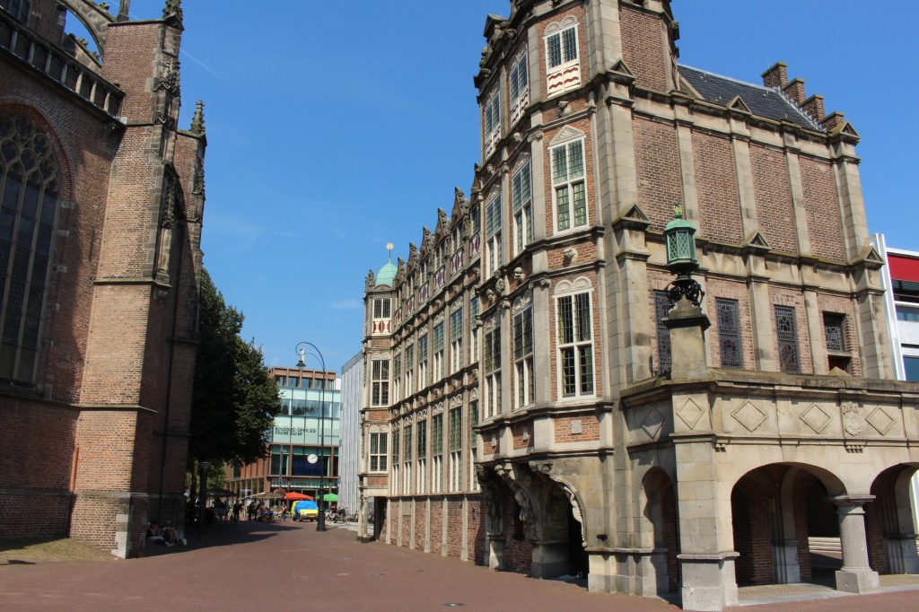 Het Duivelshuis in Arnhem